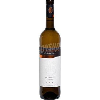 Delea a marca Vino blanco chardonnay barrica de Andalucia botella 75 cl Botella 75 cl