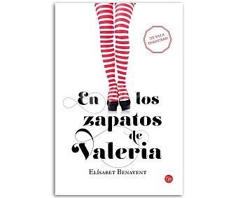 Punto de Lectura En los zapatos de Valeria, elísabet benavent. Género: novela romántica. Editorial Punto de Lectura