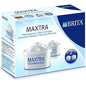 Brita Maxtra cartuchos filtrantes pack de 2 unidades Pack de 2 unidades