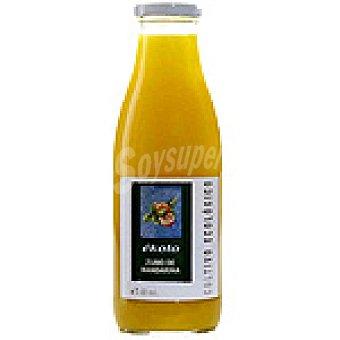 Ékolo zumo de mandarina 100% envase 750 g