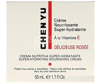 Chen yu Crema nutritiva super hidratante para pieles muy secas y sensibles 50 ml