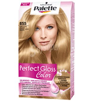 Palette Tinte Perfect Gloss Color 855 Rubio Claro Soleado 1 ud