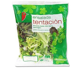 Auchan Ensalada Tentación Bolsa de 125 gramos