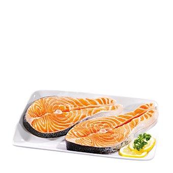 Rodaja de salmón Bandeja de 250.0 g.