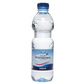 Fuente Primavera Agua mineral Botellín 33 cl