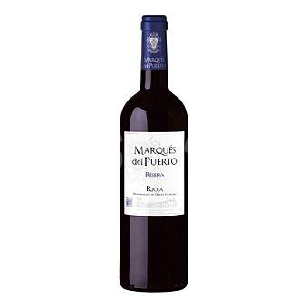 Marqués del Puerto Vino D.O. Rioja tinto reserva 75 cl
