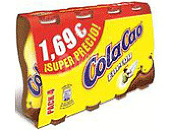 Cola Cao BATIDO PACK ENERGY 4 UNI
