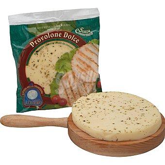 Albiero Queso provolone italiano con orégano Envase 200 g
