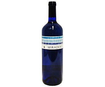 MIRADERO Vino Blanco Afrutado con denominación de origen de Tenerife Botella de 75 Centilítros