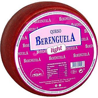 Berenguela Queso semigraso de vaca  3 kg (peso aproximado pieza)