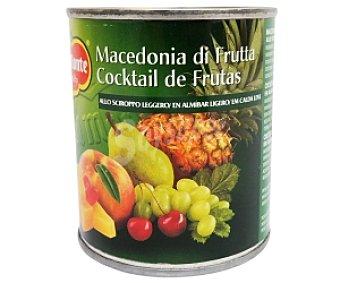 Del Monte Cocktail de Frutas en Almíbar 227 Gramos