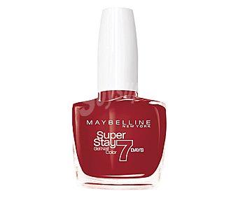 Maybelline New York Laca uñas Superstay 7 días nº 501 Reno Vao For Strong Unidad 10 ml