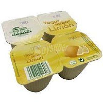 Finca Cantarranas Yogur de limón Pack 4x125 g