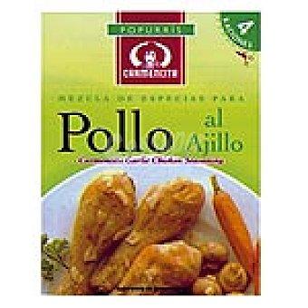 Carmencita Sazonador especial para pollo 4 raciones Envase 7 g