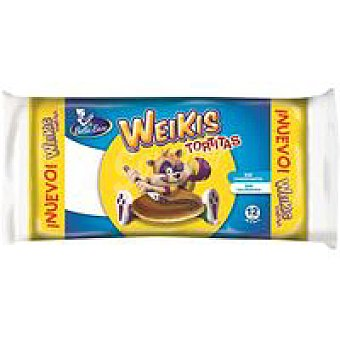 La Bella Easo Weikies 12 unid