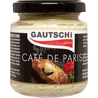 GAUTSCHI Salsa Café de Paris frasco 90 g Frasco 90 g