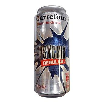 Carrefour Bebida energética Psychik regular 50 cl