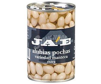 JA'E Alubias blancas cocida pocha Lata de 250 g