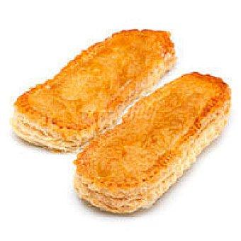Obradoiro Bocata de york-crema de queso Bandeja 2 unid