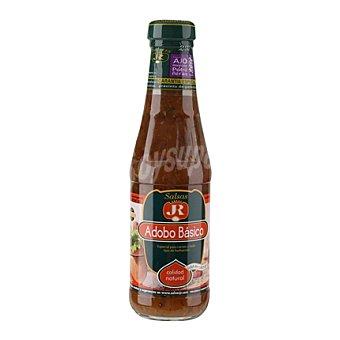 J.R. Salsa adobo básico suave 285 ml