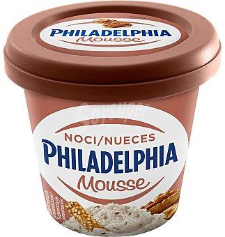 Philadelphia Queso mousse nueces 130 g