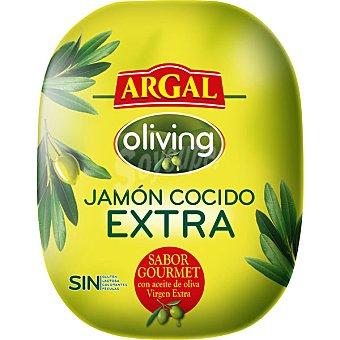 Argal Jamón cocido oliving extra elaborado con aceite de oliva virgen extra Al peso 1 kg