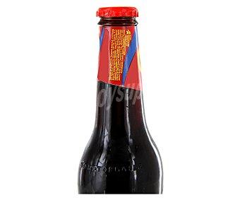 Pony Bebida de malta con gas sin alcohol botella 33 cl