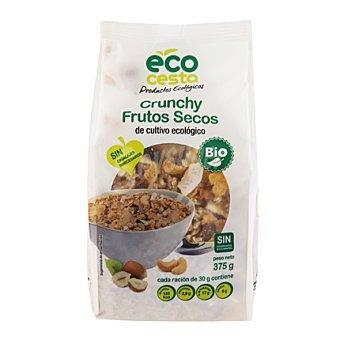 Ecocesta Crunchy frutos secos bio 375 g