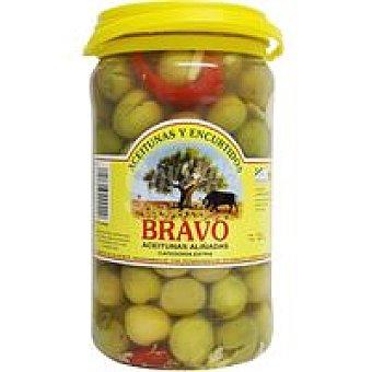 Bravo Aceitunas partidas extra Tarro 900 g