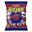 Caramelo con palo y chicle sabor cola Kojak 7 ud Fiesta