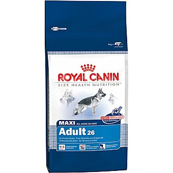 ROYAL CANIN ADULT Producto especial para perros maxi hasta 5 años de edad bolsa 15 kg Bolsa 15 kg