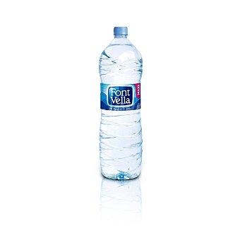 Font Vella Agua mineral Botella 2 litros