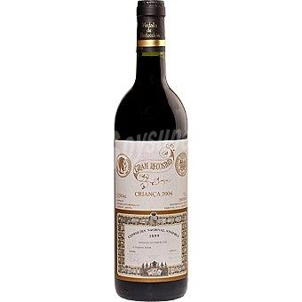 GRAN RECOSIND Vino tinto crianza D.O. Empordá Botella 75 cl