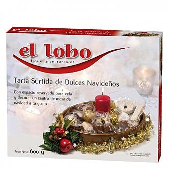 El Lobo Surtido dulces navideños El Lobo 600 g
