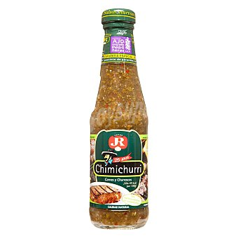 J.R. Salsa chimichurri Botellín 285 ml