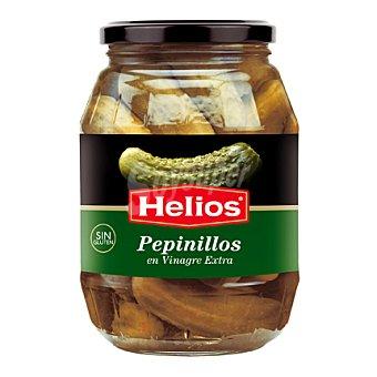 Helios Pepinillo vinagre sin gluten  515 g