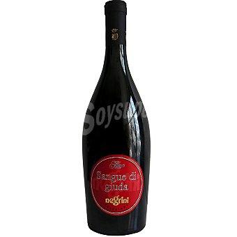SANGUE DI GIUDA Vino tinto Negrini Italia Botella 75 cl