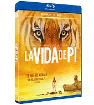 La Vida de Pi (br+dvd+dc)