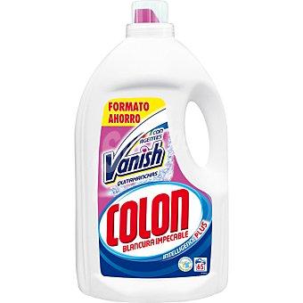 Colón Detergente máquina líquido gel con agentes Vanish quitamanchas botella 65 dosis 65 dosis
