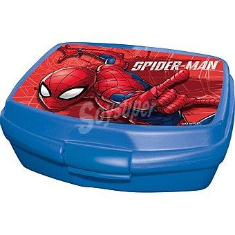 Spider-Man Sandwichera 1 unidad