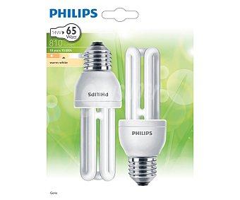 Philips Bombilla larga duración 14W E27
