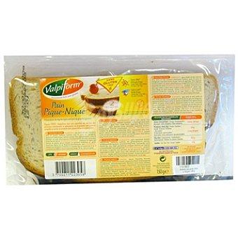 VALPIFORM pan campesino sin gluten 2 rebanadas envase 150 g