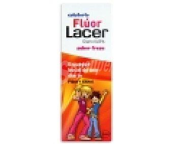 LACER Enjuague bucal uso diario con flúor y xilitol 500 Mililitros