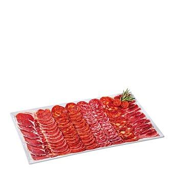 Abrilisto Tabla 4 embutidos ibéricos Envase de 150 g