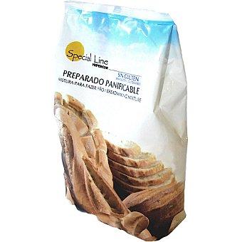 Special Line preparado panificable sin gluten  envase 1 kg