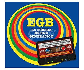 WARNER MUSIC Egb, La Música de...