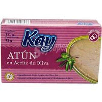 KAY Atún en aceite de oliva Lata 112 g