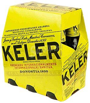 Keler Cerveza 18 Pack de 6x25 cl