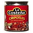 Chiles Chipotles adobados 220 g La Costeña