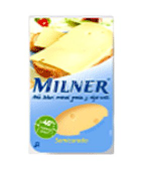 Milner Queso 40% mg.lonchas 175 GRS